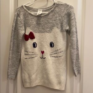 Carters Sweater.